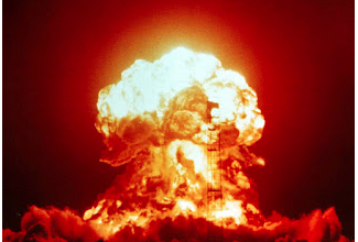 Photo of Daniel Greenfield: Fake Atomic Scientists Warn Not Believing the Media Will Destroy the World