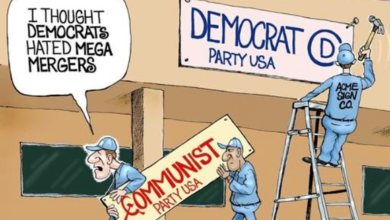 Photo of Today's Democrat Party: Successors to The Red Menace