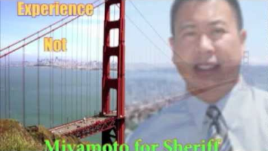 Photo of San Francisco's Sheriff On A String