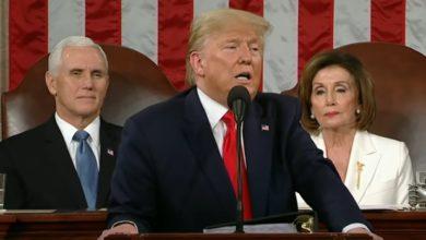 Photo of President Trump Gives an Extraordinary SOTU Speech