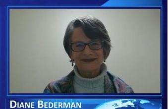 "Photo of Diane Bederman: The ""Israeli Apartheid"" Accusation"