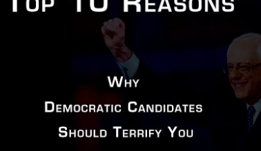 Photo of Top 10 Reasons Why Democrat Candidates Should Terrify You