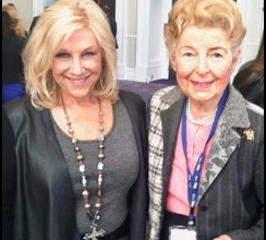 Photo of Daughter of Phyllis Schlafly: FX Series About Her Mother Is 'Biased Fiction'