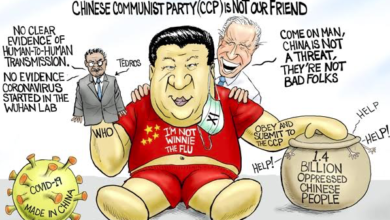 Photo of Everyone (Other Than Biden and the Democrat Party) Sees the Evil of the Chinese Communist Party