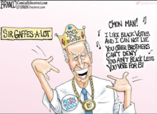 Biden, His Mouth, and the Democrat Party That Supports Him