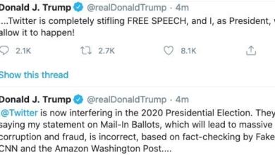 Photo of Trump versus Social Media: Let the Battle Begin!