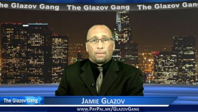 Photo of Dr. Jamie Glazov: The Gloating of the Mask-Wearers