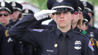 Photo of John Philip Sousa IV: An Open Letter of Respect to Our U.S. Police Officers