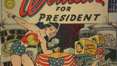Photo of Wonder Woman: The Prototype for Modern Women?