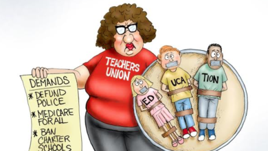 """Photo of What Leftists REALLY Mean When They Say """"It's All About The Kids"""""""