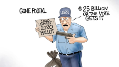 Photo of Pelosi Sets Stage for Potential Democrat Election Heist Via USPS