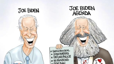 Photo of Why Would Any (Non-Socialist/Communist) American Vote for Biden?