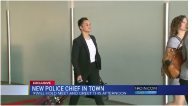 Photo of Greenfield: Black Mayors and Police Chiefs are Being Accused of White Supremacy