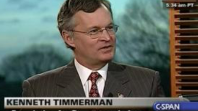 Photo of Kenneth R. Timmerman: U.S. Seizes Iranian-Government Controlled Websites