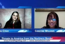 Photo of Christine Williams: Threats to America from the Northern Border