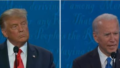 Photo of The Final Debate – Trump is Strong, Biden Fades