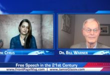 Photo of Dr. Bill Warner: Death of Free Speech in the 21st Century?