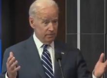 Barry Shaw: Biden's Blunders, Day One