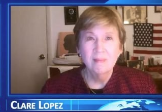 Photo of Clare Lopez: The Deep State's Top Man in the Vatican