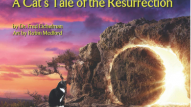 Photo of Easter Review: A Cat's Tale of the Resurrection by Dr. Fred Eichelman