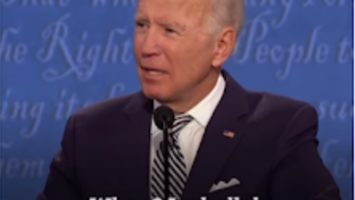 Photo of Biden's Terror Strategy Defines Republicans as the New Terrorists
