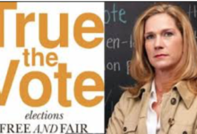 Photo of Catherine Engelbrecht: Information Operation and the Fight for Election Integrity