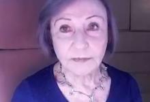 Photo of Holocaust Survivor Vera Sharav: The Dangers of Today's Fascist Dictatorships