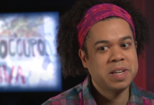 Photo of Greenfield: Occupy Wall Street's Co-Founder Just Wants to Get Rich
